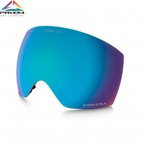 Go to the product Replacement lens Oakley Flight Deck prizm sapphire iridium 2019/2020