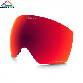 Go to the product Replacement lens Oakley Flight Deck prizm torch iridium 2019/2020