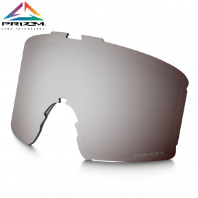 Go to the product Replacement lens Oakley Line Miner prizm black iridium 2018/2019