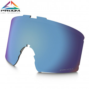Go to the product Replacement lens Oakley Line Miner prizm sapphire iridium 2017/2018