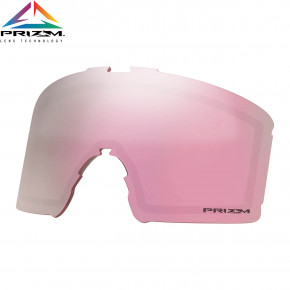 Go to the product Replacement lens Oakley Line Miner Xm prizm snow hi pink iridium 2020/2021