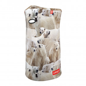 Go to the product Neck Warmer Airhole Junior Polar Fleece polar bears 2020/2021