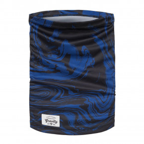 Gravity Swirl black/deep blue