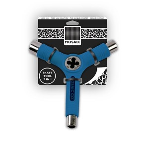 Go to the product Tool Mosaic Company Y Tool blue