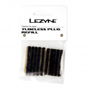 Go to the product Bike Tools Lezyne Tubeless Plug Refill-10 black
