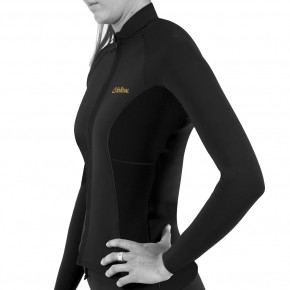 Go to the product Wetsuit Follow Wms Atlantis 1.5Mm  Fz Wetty Top black 2020