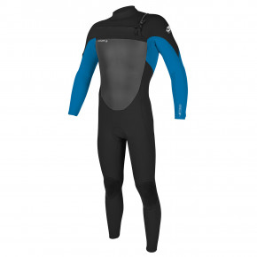 Go to the product Wetsuit O'Neill Epic 4/3 Cz Full black/brite blue 2020