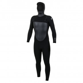 Go to the product Wetsuit O'Neill Epic 6/5/4 Cz W/hood black/black 2019