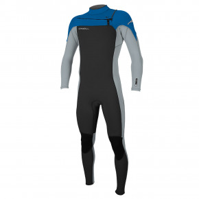 Go to the product Wetsuit O'Neill Hammer Cz 3/2 Full black/cool grey/ocean 2019