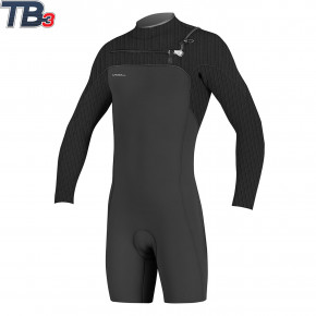 Go to the product Wetsuit O'Neill Hyperfreak Cz 2Mm L/s Spring black/black 2018