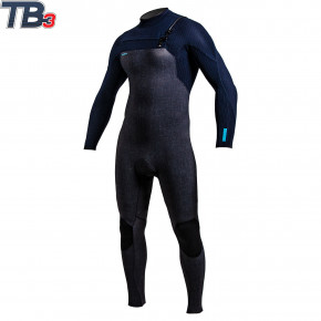Go to the product Wetsuit O'Neill Hyperfreak CZ 3/2+ Full acid wash/abyss 2020