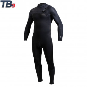 Go to the product Wetsuit O'Neill Hyperfreak CZ 4/3+ Full black/black 2020
