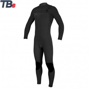 Go to the product Wetsuit O'Neill Hyperfreak Cz 3/2 Full black/black 2019