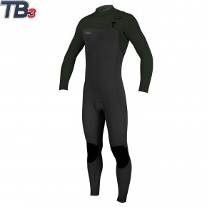 Go to the product Wetsuit O'Neill Hyperfreak F.u.z.e. 3/2 Full black/dark olive 2018