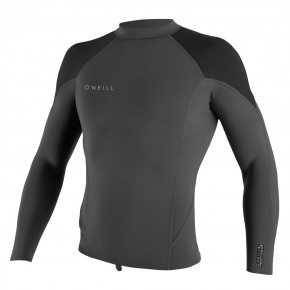 Przejść do produktu Pianka neoprenowa O'Neill Reactor Ii 1,5Mm L/s Top graphite/black/ocean 2019