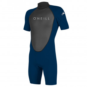 Go to the product Wetsuit O'Neill Reactor II 2mm BZ S/S Spring abyss/abyss 2020