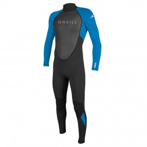 Go to the product Wetsuit O'Neill Reactor II BZ 3/2 Full black/ocean 2020