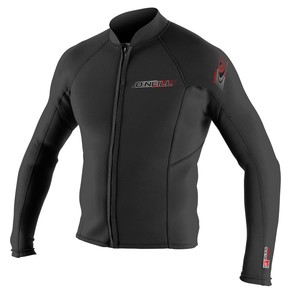 Go to the product Wetsuit O'Neill Superlite Jacket black/black 2017
