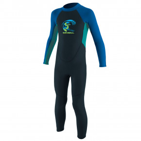 Go to the product Wetsuit O'Neill Toddler Reactor II Bz 2Mm Full B slate/light aqua/ocean 2019