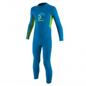 Go to the product Wetsuit O'Neill Toddler Reactor II Bz Full B. brite blue/dayglo/brite blue 2018