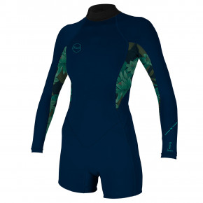 Go to the product Wetsuit O'Neill Wms Bahia Bz 2/1 L/s Spring abyss/faro/abyss 2019
