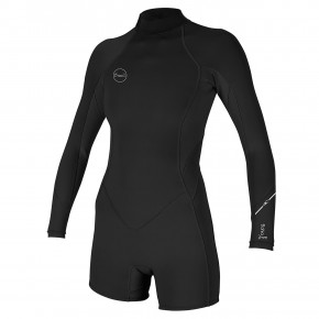 Go to the product Wetsuit O'Neill Wms Bahia Bz 2/1 L/s Spring black/black/black 2019