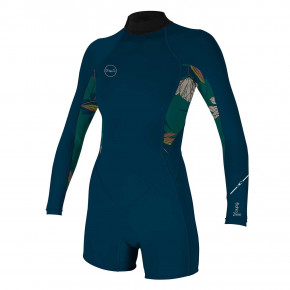 Go to the product Wetsuit O'Neill Wms Bahia BZ 2/1 L/S Spring french navy/bridget/french 2020