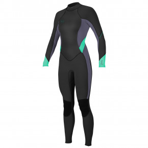 Go to the product Wetsuit O'Neill Wms Bahia Bz 3/2 Full black/dusk/seaglass 2019