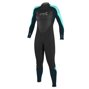 Go to the product Wetsuit O'Neill Wms Epic 4/3 Bz Full black/slate/seaglass 2017