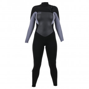 Go to the product Wetsuit O'Neill Wms Epic 4/3 Cz Full black/mist 2019