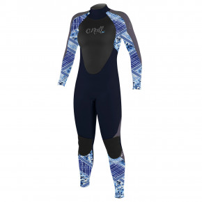 Go to the product Wetsuit O'Neill Wms Epic Bz 3/2 Full navy/indigo patch/mist 2018