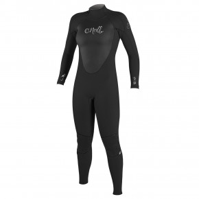 Go to the product Wetsuit O'Neill Wms Epic Bz 4/3 Full black/black/black 2018
