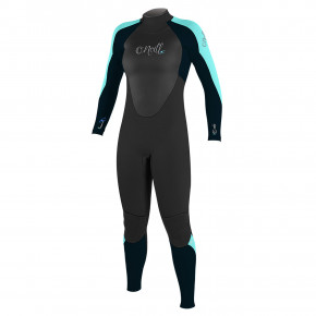 Go to the product Wetsuit O'Neill Wms Epic Bz 5/4 Full black/slate/seaglass 2018