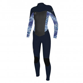 Go to the product Wetsuit O'Neill Wms Flair Z.e.n. 4/3 Full navy/indigo patch/navy 2018