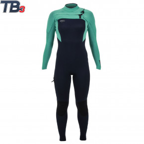 Go to the product Wetsuit O'Neill Wms Hyperfreak Cz 4/3 Full abyss/seaglass/abyss 2019