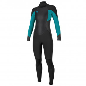 Go to the product Wetsuit O'Neill Wms O'riginal Bz 4/3 Full black/graphite/capri breeze 2019