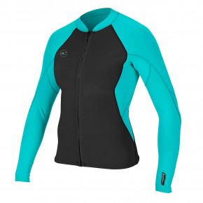 Przejść do produktu Pianka neoprenowa O'Neill Wms Reactor II 1,5mm FZ Jacket black/light aqua 2020