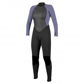 Go to the product Wetsuit O'Neill Wms Reactor II 3/2 Full black/mist 2020