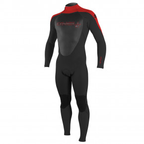 Go to the product Wetsuit O'Neill Youth Epic 4/3 Bz Full midnight oil/midnight oil/red 2019