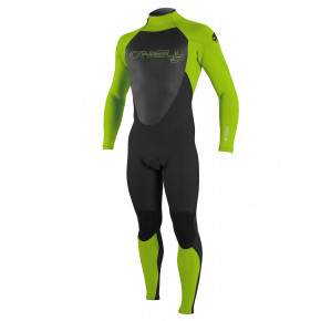 Go to the product Wetsuit O'Neill Youth Epic Bz 4/3 Boys black/dayglo/dayglo 2018