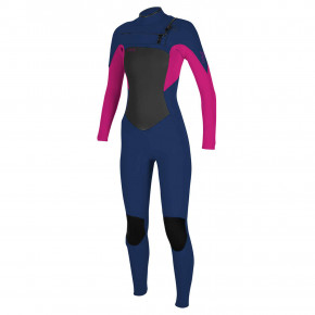 Go to the product Wetsuit O'Neill Youth Epic G. 4/3 CZ Full navy/berry 2020