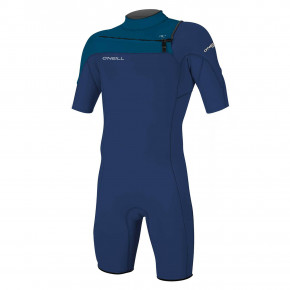Go to the product Wetsuit O'Neill Youth Hammer 2mm CZ S/S Spring navy/navy/ultra blue 2020