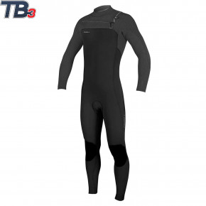 Go to the product Wetsuit O'Neill Youth Hyperfreak 3/2+ CZ Full black/graphite/graphite 2020