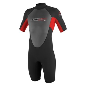 Prejsť na produkt Neoprén O'Neill Youth Reactor 2mm S/S Spring black/red/black 2017