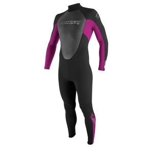 Go to the product Wetsuit O'Neill Youth Reactor 3/2Mm Full black/fox pink/graphite 2017