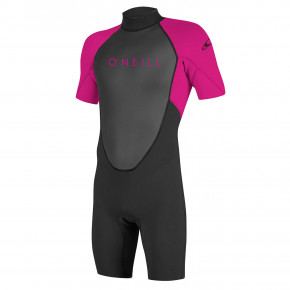 Go to the product Wetsuit O'Neill Youth Reactor Ii Bz 2Mm Spring black/berry 2019