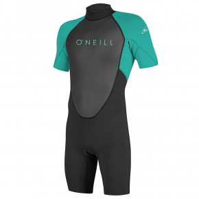 Go to the product Wetsuit O'Neill Youth Reactor Ii Bz 2Mm Spring black/light aqua 2019