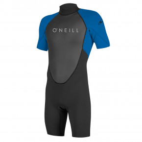 Go to the product Wetsuit O'Neill Youth Reactor Ii Bz 2Mm Spring black/ocean 2019