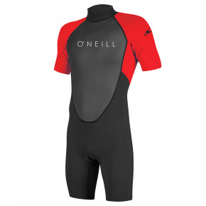 Go to the product Wetsuit O'Neill Youth Reactor II BZ 2MM Spring black/red 2018