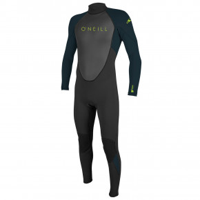 Go to the product Wetsuit O'Neill Youth Reactor II Bz 3/2 Full black/slate 2019